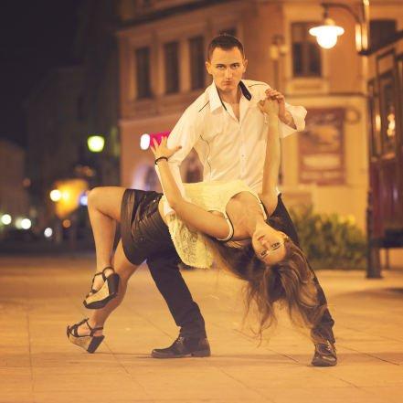 Justyna i Wojciech - Instruktorzy DiscoFox