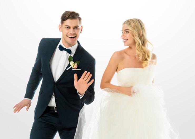 Pierwszy taniec młodej pary - układ taneczny na wesele