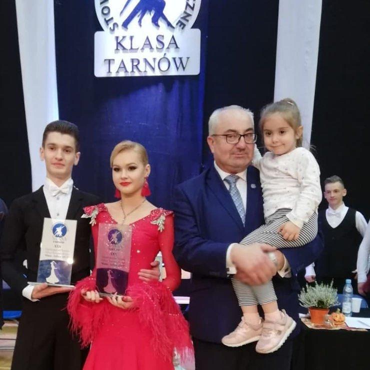 Maciej Berger Klasa Tarnów