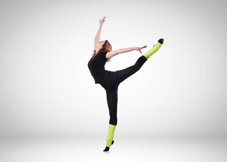 Ćwiczenia ruchowe kształtujące równowagę