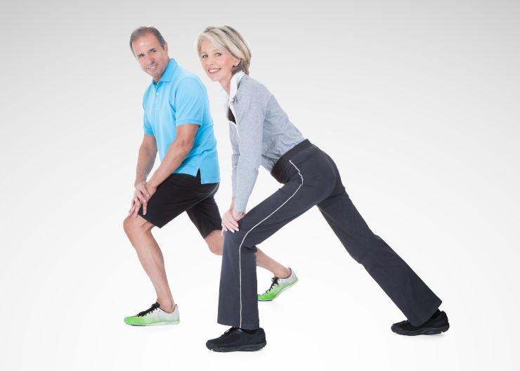 Gimnastyka dla Seniorów z elementami tańca