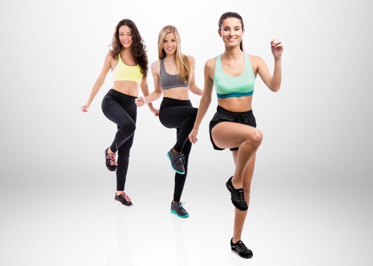 Tabata - Ćwiczenia spalające tkankę tłuszczową