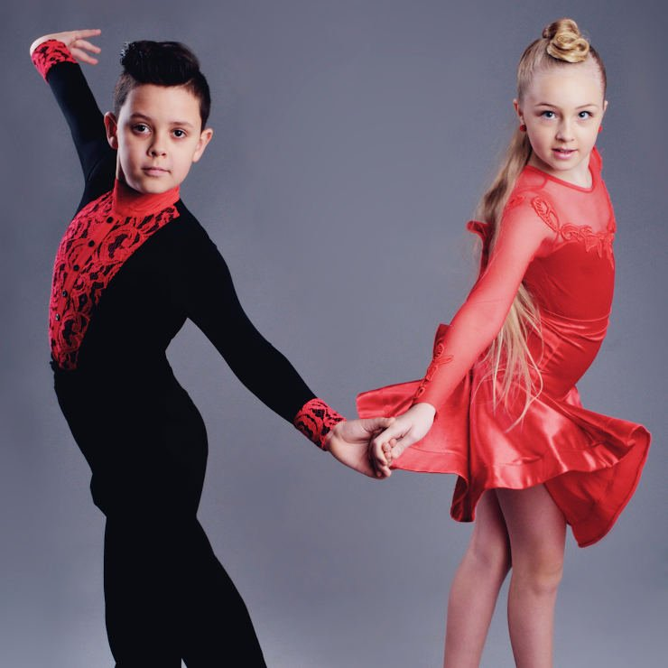 Taniec towarzyski dla młodzieży